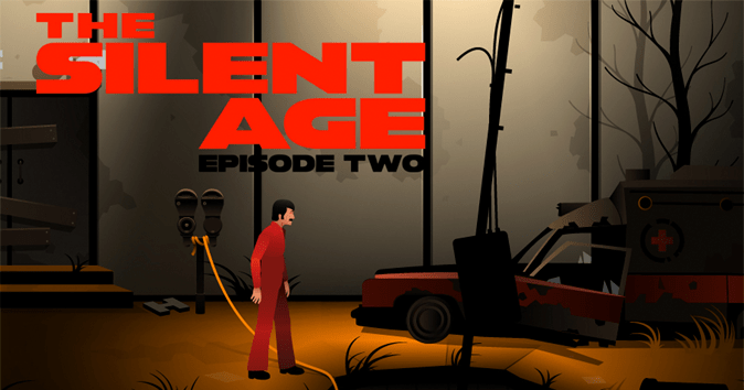 Mobil Spil Anmeldelse – The Silent Age: Episode Two