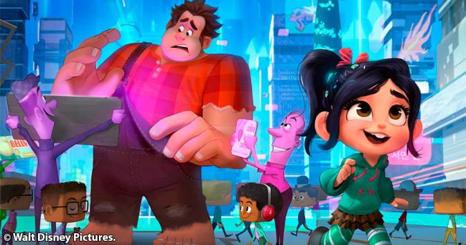 Flot ny Trailer til Wreck-It Ralph 2