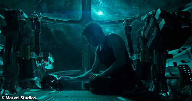 Ny Avengers: Endgame Trailer Ser EPIC ud