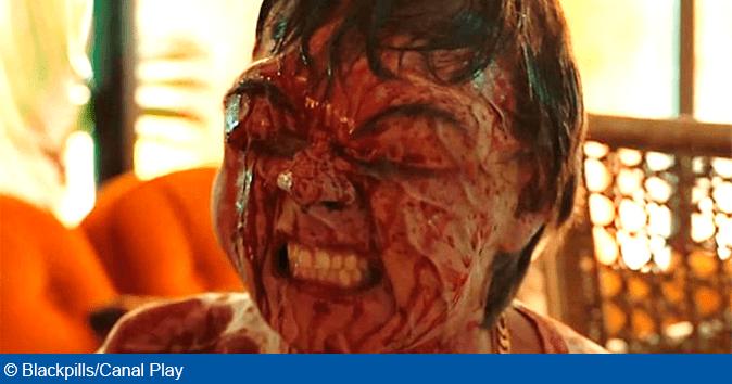 Game of Death Viser Mord og Eksploderende Hoveder