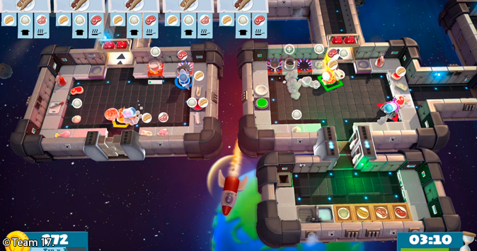 Overcooked! All You Can Eat serves up culinary chaos on Nintendo Switch, PS4, Steam, and Xbox One