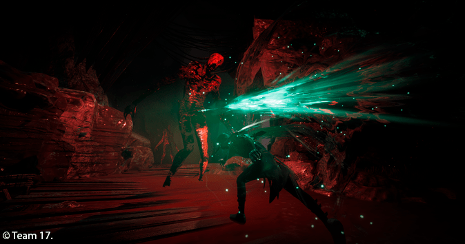 Team17 to unleash punishing action RPG Thymesia in 2021