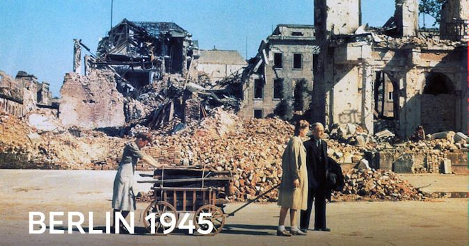 Nazi-Tysklands sidste dage