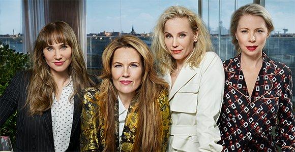 HBO Max giver grønt lys til den svenske komedieserie LUST med Sofia Helin i hovedrollen