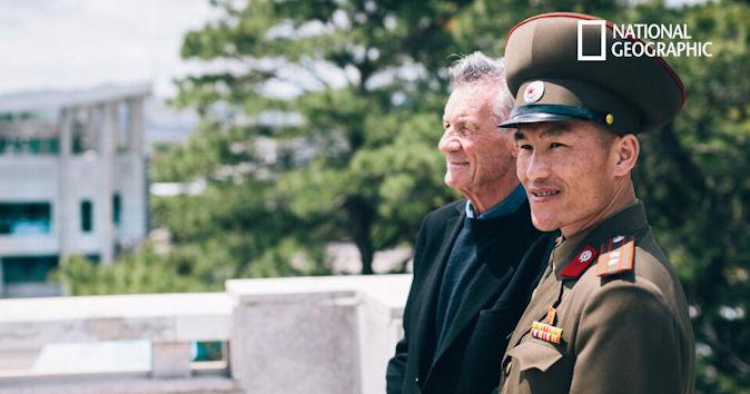 North Korea: Michael Palin's Journey