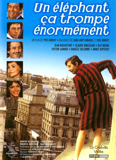 Un éléphant, ça trompe - French Children's Songs - France - Mama...