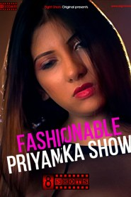 Fashinable Priyanka Show (2020) Hindi WEB-DL – 720P – x265 – 80MB – Download
