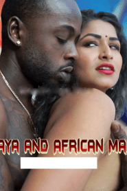 Maya and African Man Short Film (2020)