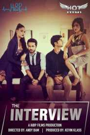 THE INTERVIEW (2020) Hot Shots Originals Hindi Short Flim
