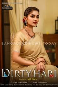 Dirty Hari 2020 Telugu 720p FM HDRip