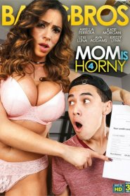 Mom Is Horny 4 2021 English UNRATED 720p