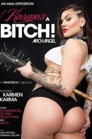 Karmas A Bitch 2021 English Movie HDRip