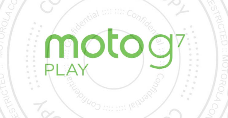 El Moto G7 Play tendrá un procesador Snapdragon 632 y muesca