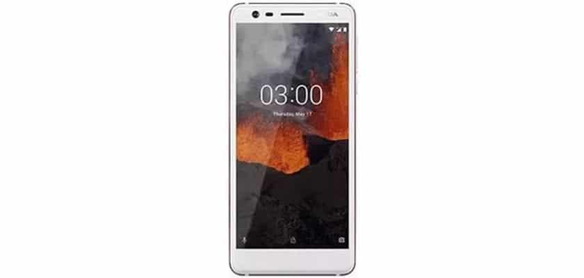 El Nokia 3.1 Plus se lanza finalmente en China