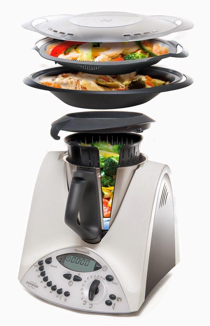 Thermomix, el robot-cocina más pequeño del mundo ...
