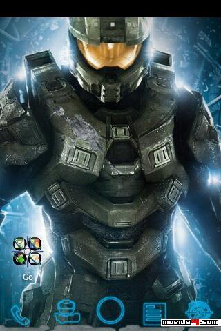 Halo Go Launcher