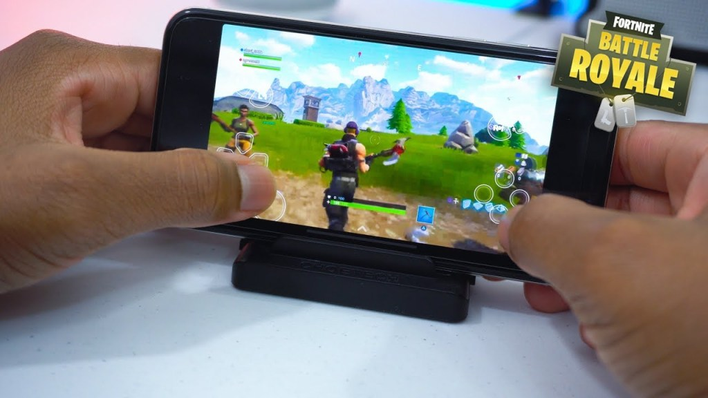fortnite mobile epic games Samsung