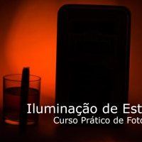 Iluminação de Estúdio, Curso Prático de Fotografia