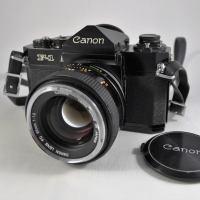 Máquinas com história, Canon F-1