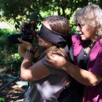 Imagens do Sentir nos Jardins da Gulbenkian