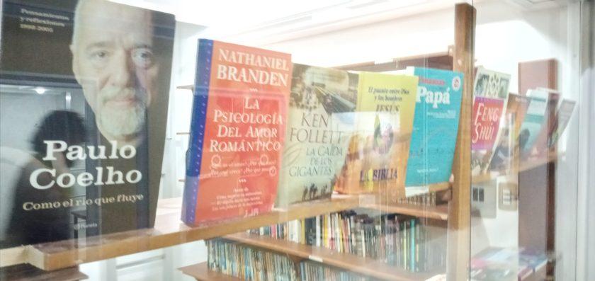 Vuelve la Librería Puerto de Libros