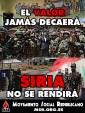 Siria no se rendirá