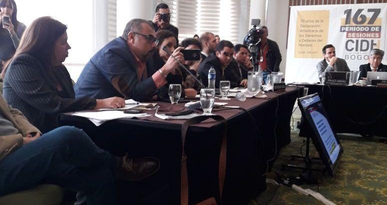 ONG de DDHH solicitarán que les otorguen estatus de refugiados a los inmigrantes venezolanos