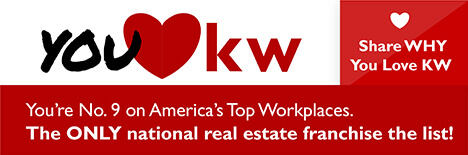 Keller Williams Top Place To Work