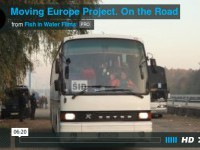 Moving Europe: On the road