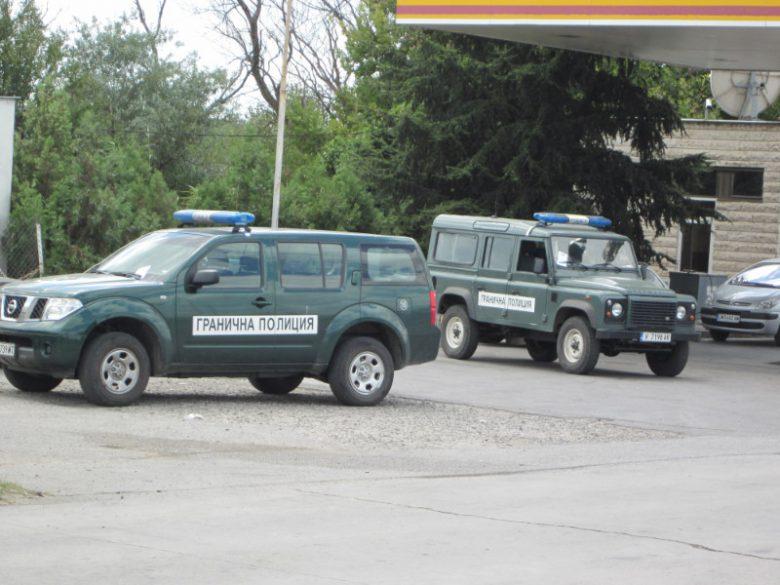 Bulgarische Grenzpolizei / © Mathias Fiedler
