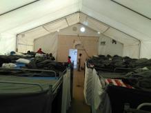 Adaševci camp inside view (I)