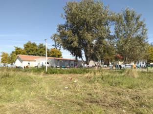 Subotica camp from the outside