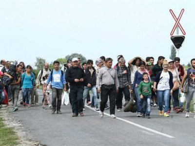 Permalink to:The long year of migration and the Balkan corridor