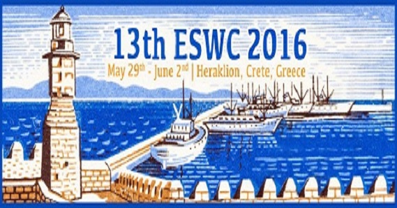 Successful participation at ESWC 2016!