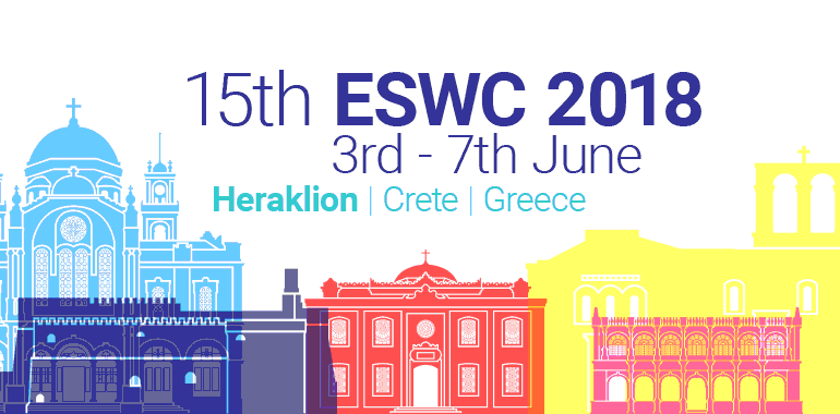 MOVING successfully participated in ESWC'2018