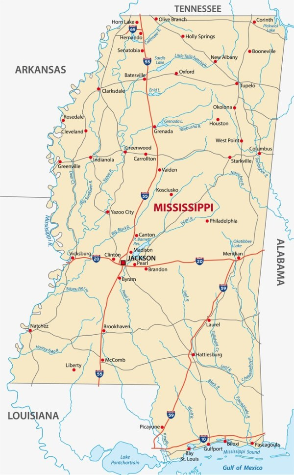What you need to know before moving to Mississippi