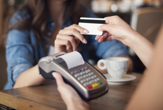 credit card deposit moving company