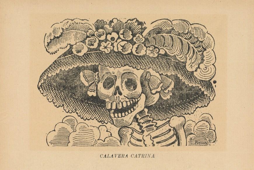 """Posada2.Catrina - Was steckt hinter """"La Catrina""""?"""