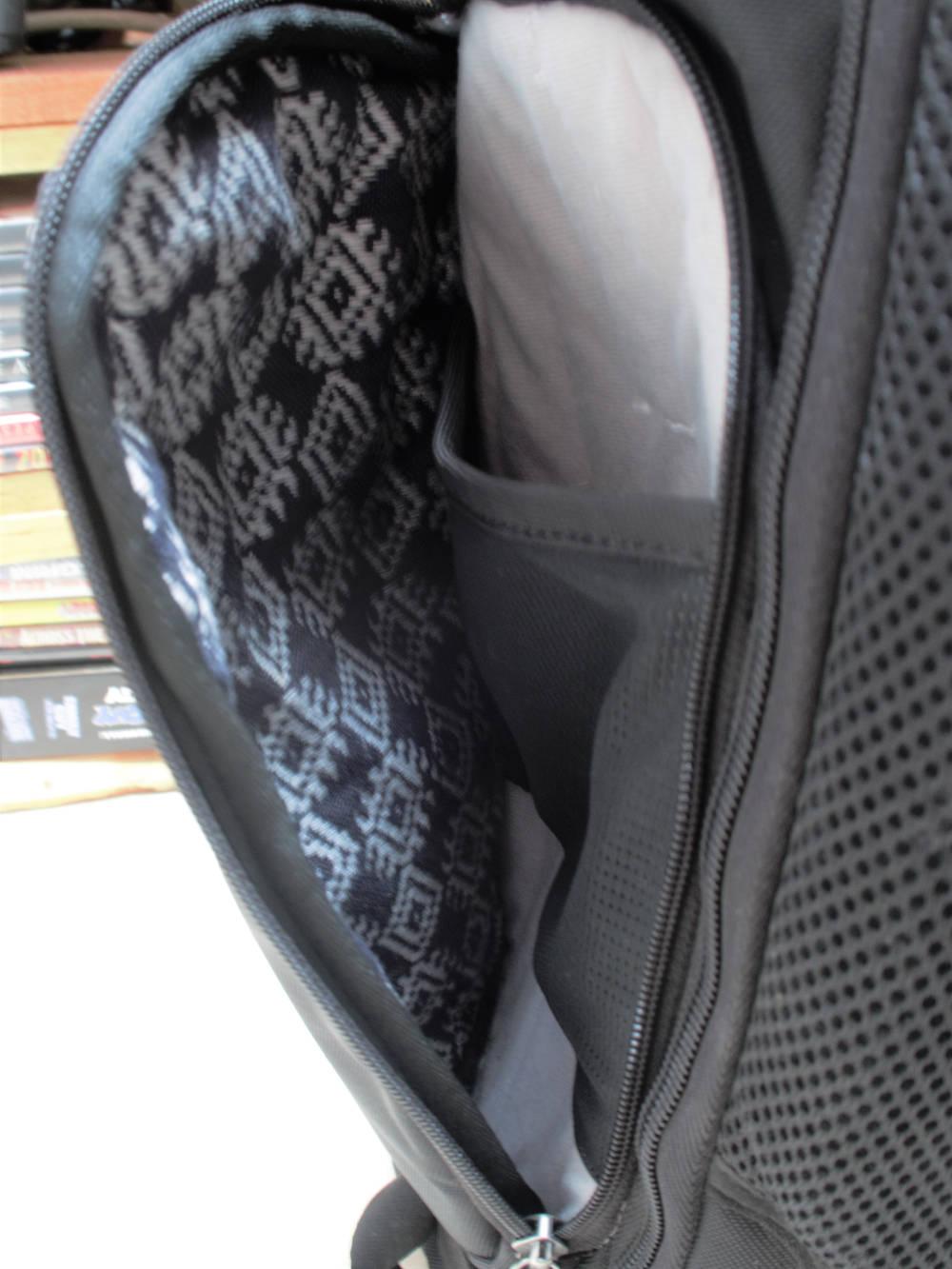 Rechte Seitentasche Etnotek Raja - Ethnotek Raja - Der beste Hangepäck-Rucksack