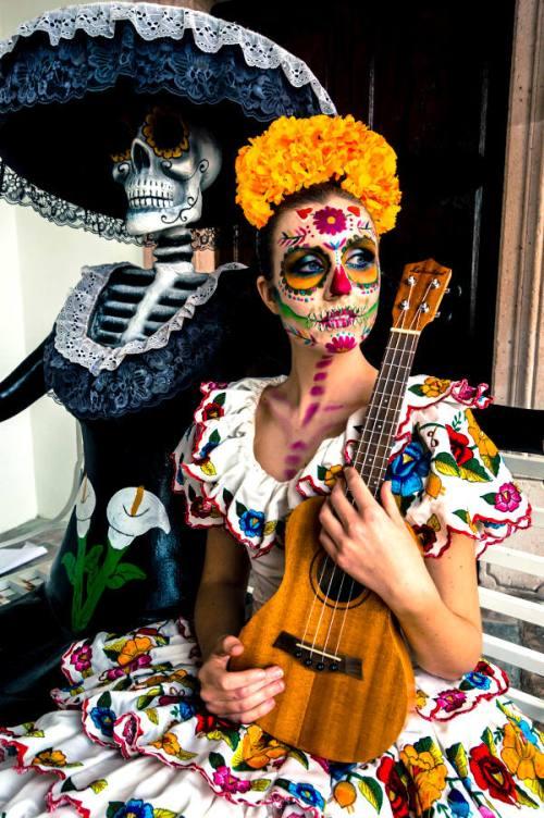 Ariane Okulele - Deutsche in Mexiko #4 - Ariane Vera aus Auguascalientes