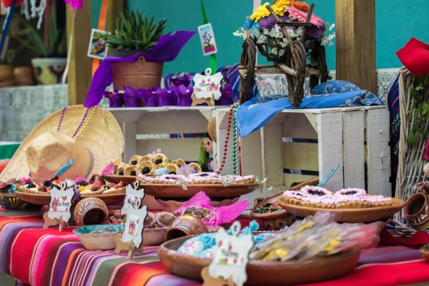 Mexikanische Süßigkeiten zu unserer Hochzeit