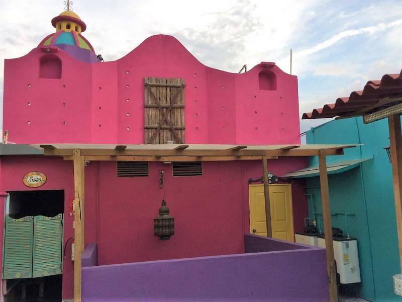 Terrasse2 web - Heiraten in Mexiko - Kosten, Papiere, Organisation