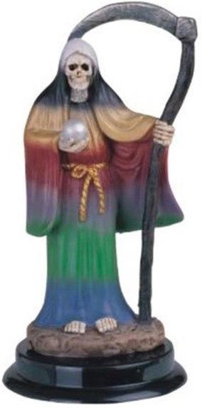 Amazon Santa Muerte - Santa Muerte - Der heilige Tod Mexikos