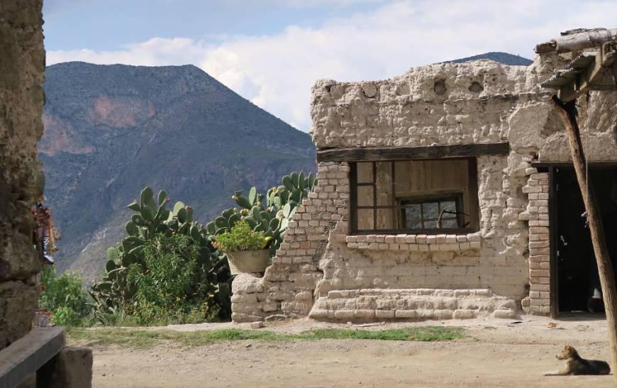 Socavón de la Purísma - Real de Catorce - Ein magischer Ort in der Wüste Mexikos