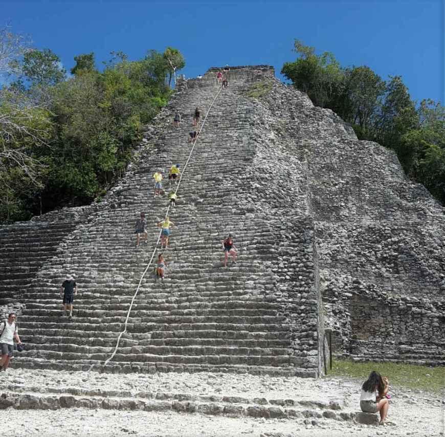 Ruinen von Cobá