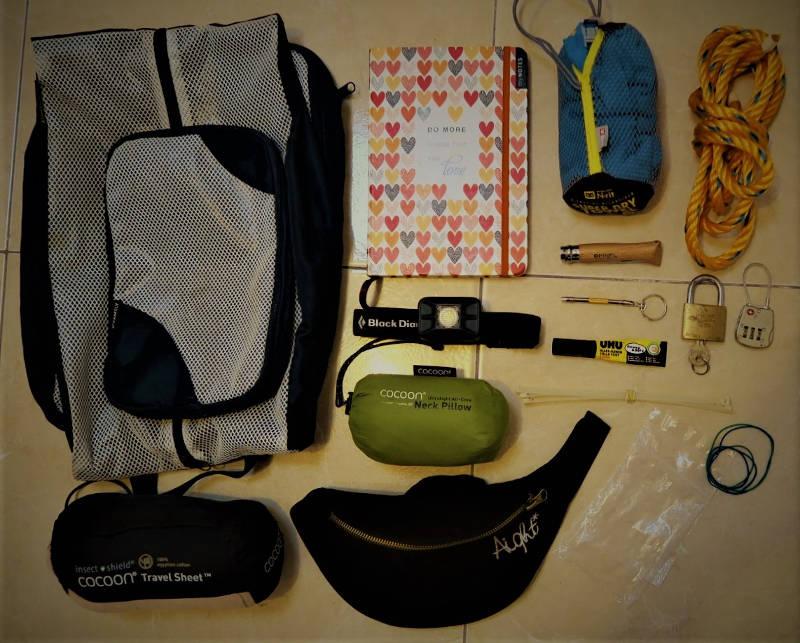 Packliste Praktisches Mexikoreise