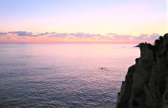Sunset2 web - Playa Maruata - Der Hippie Strand Michoácans