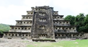 Nischenpyramide von Tajin