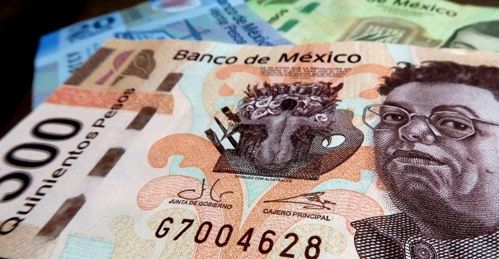 pesos - Zwei Monate Mexiko - Meine Reiseroute