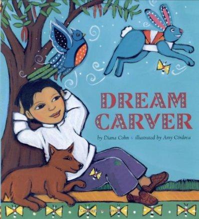 amazon dream carver - Alebrijes aus Arrazola - Wo Träume Wirklichkeit werden
